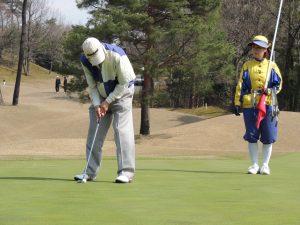 有名大学対抗ゴルフ大会