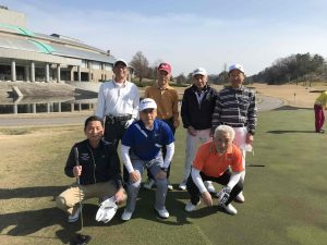 第24回石川県大学OBゴルフ大会結果 令和3年3月27日(土)